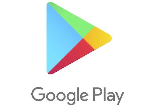 Google Play logotyp