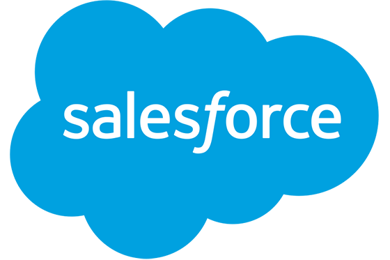 Salesforce logotyp